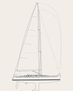rysunek Swan a 45