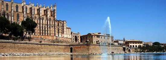 Katedra w Palma de Mallorca
